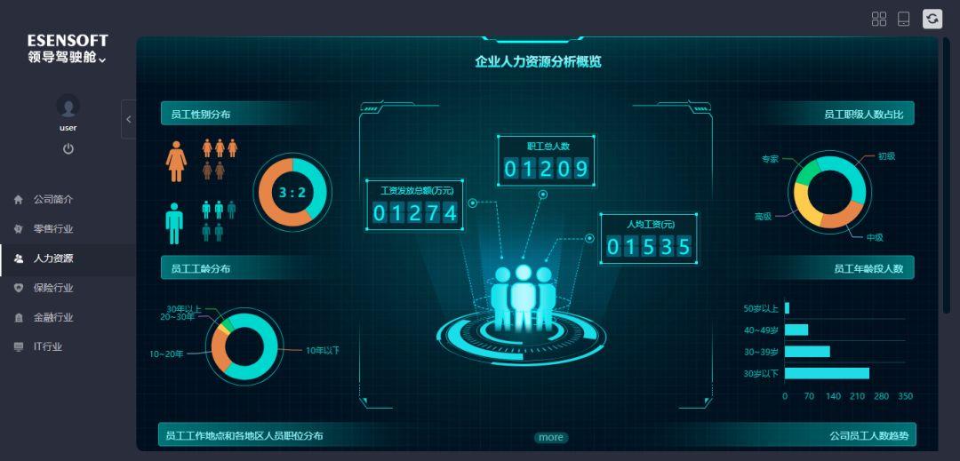 BI软件中的管理驾驶舱是什么?有什么特点?
